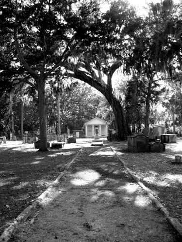St. Augustine Graveyard